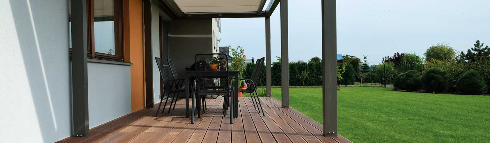 Wooden Decking, Wooden Terraces - Real Deck Manufacturers
