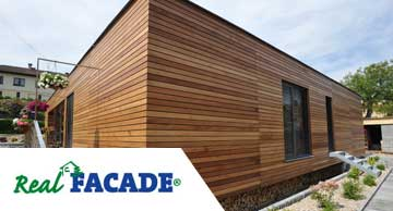Wood Cladding - Siberian, Czech Larch, Pine, Spruce Wooden Cladding