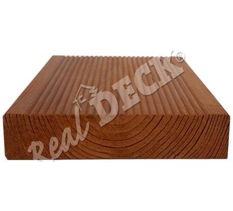 Thermo Pine & Ash Decking - Thermo Pine Decking