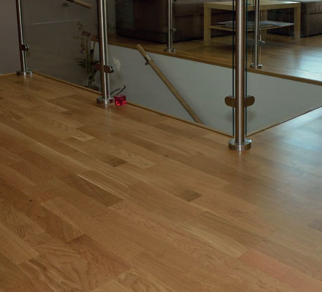 European oak 3 strip Classic