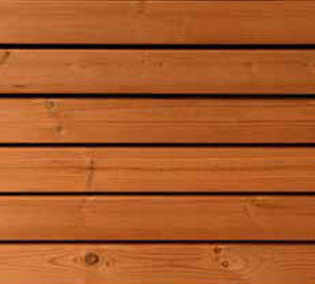Thermo Wood Pine Cladding