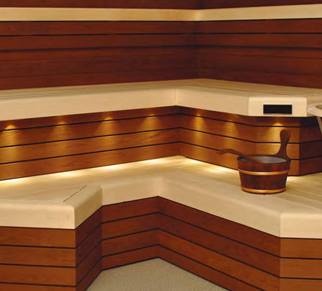 Custom Made Saunas