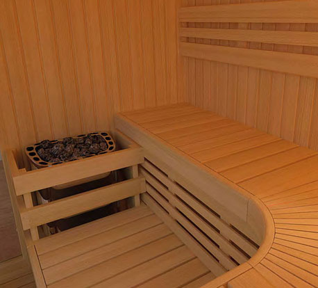 Traditional Saunas Exclusive