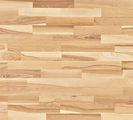 Ash 3 Strip Classic Temperate Wooden Flooring