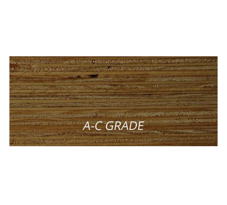 Core Gaps and Workmanship Pine Plywood
