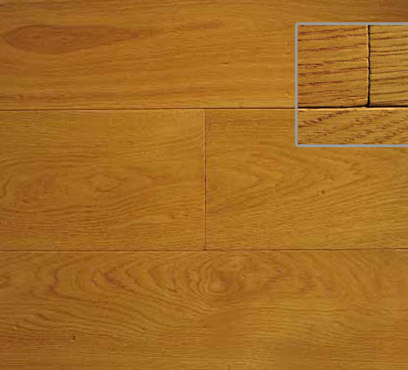 Old Chapel Basic Line Solid Oak Wood Flooring