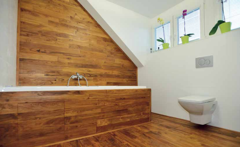 Wooden Flooring Installation & Finishing Methods