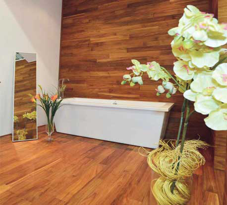 Teak Java Wooden Flooring