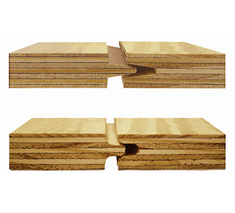 Tongue and Grooved Tg Panels Plywood