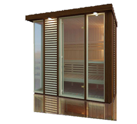 Traditional Saunas Exclusive Wood