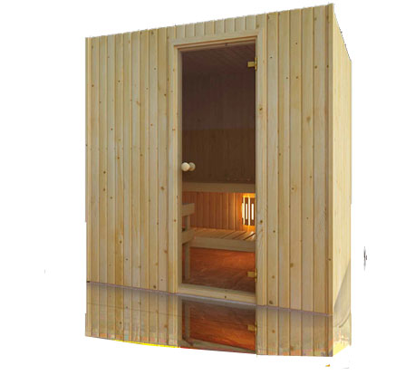 Traditional Saunas Wood Trendline