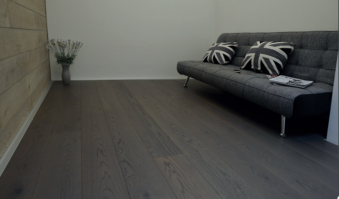 wooden engineered flooring