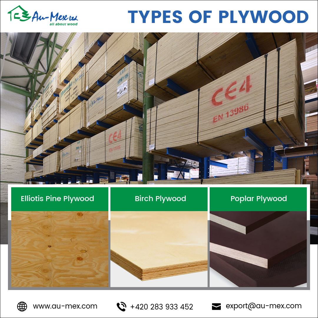 Types of Plywood - Birch Plywood,